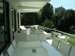 1° floor apt - terrace.
