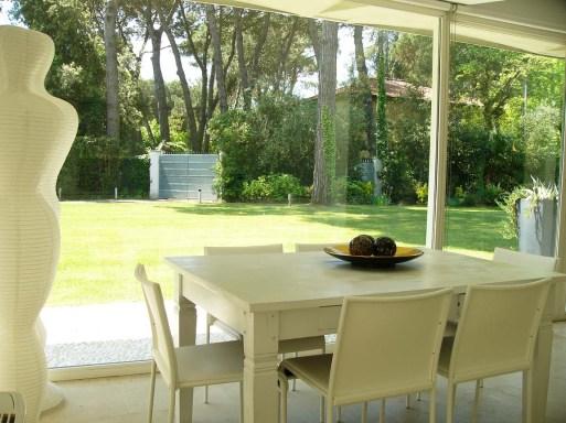 Ground floor apt - dining table